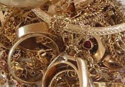 Скупка золота на лом 585 пробы